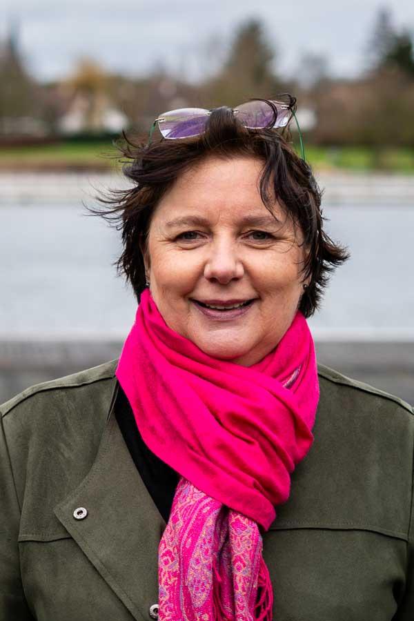 Christine LE BUZULIER